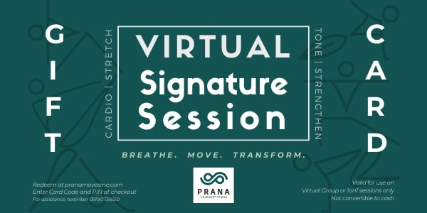 Virtual Signature Session